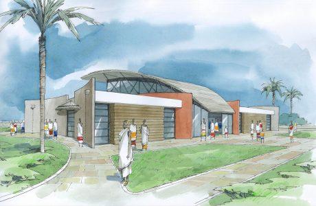 מרכז קהילה ומורשת לעדה האתיופית – חיפה